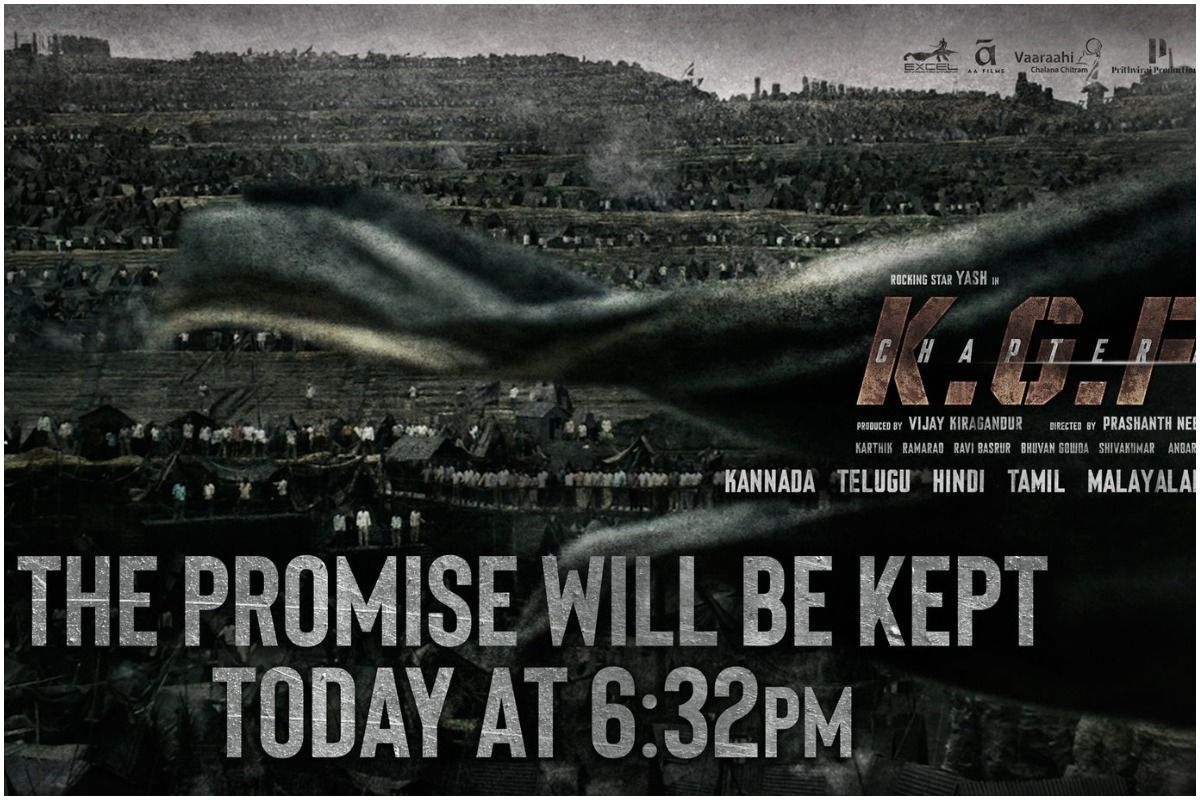 KGF 2 Release Date to be Announced Today at 6:32 PM, Sanjay Dutt as adhira