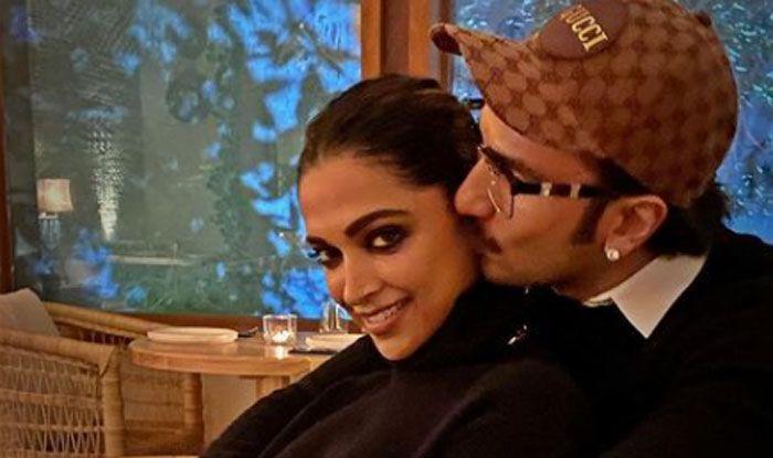 Ranveer Singh, Deepika Paducone, Kissing Photo, Biwi No 1, Viral Photo, Entertainment News today, Trending News today, bollywood news in hindi