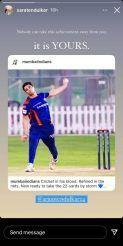 Arjun Tendulkar was picked by Mumbai Indians in IPL 2021 Auction.