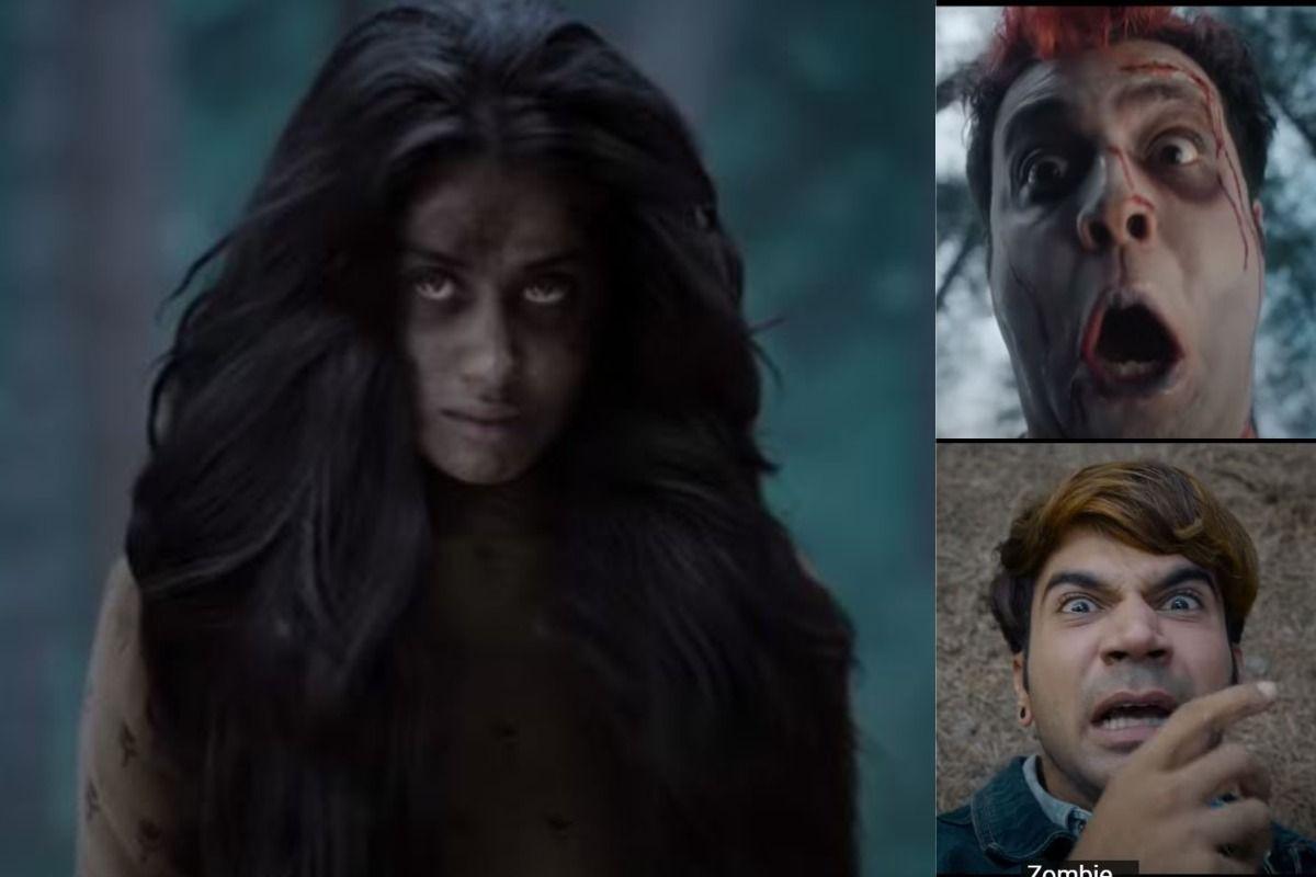 Roohi Trailer: Janhvi Kapoor as Ghost