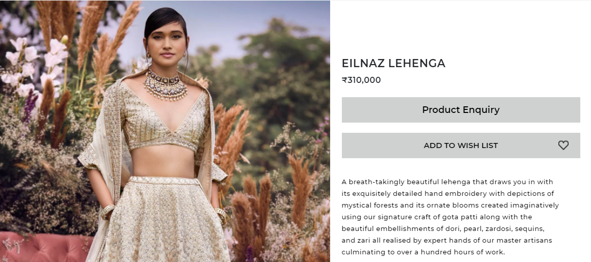 Tara Sutaria in Rs 3,10,000 Ivory Embellished Lehenga is Epitome of Elegance and Grace in New Photoshoot