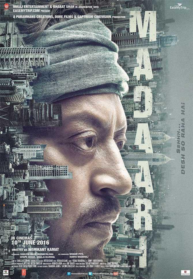 Irrfan Khan's Unpopular Film Madaari
