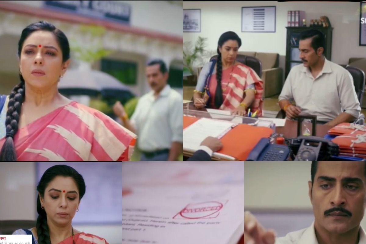 Anupama Major Spoiler Alert: Divorce Isn't An Ending But A Beginning To A New Chapter