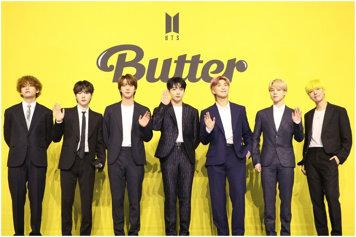 11 BTS Much Anticipated Song Butter Is Melting ARMY   It Is The ...