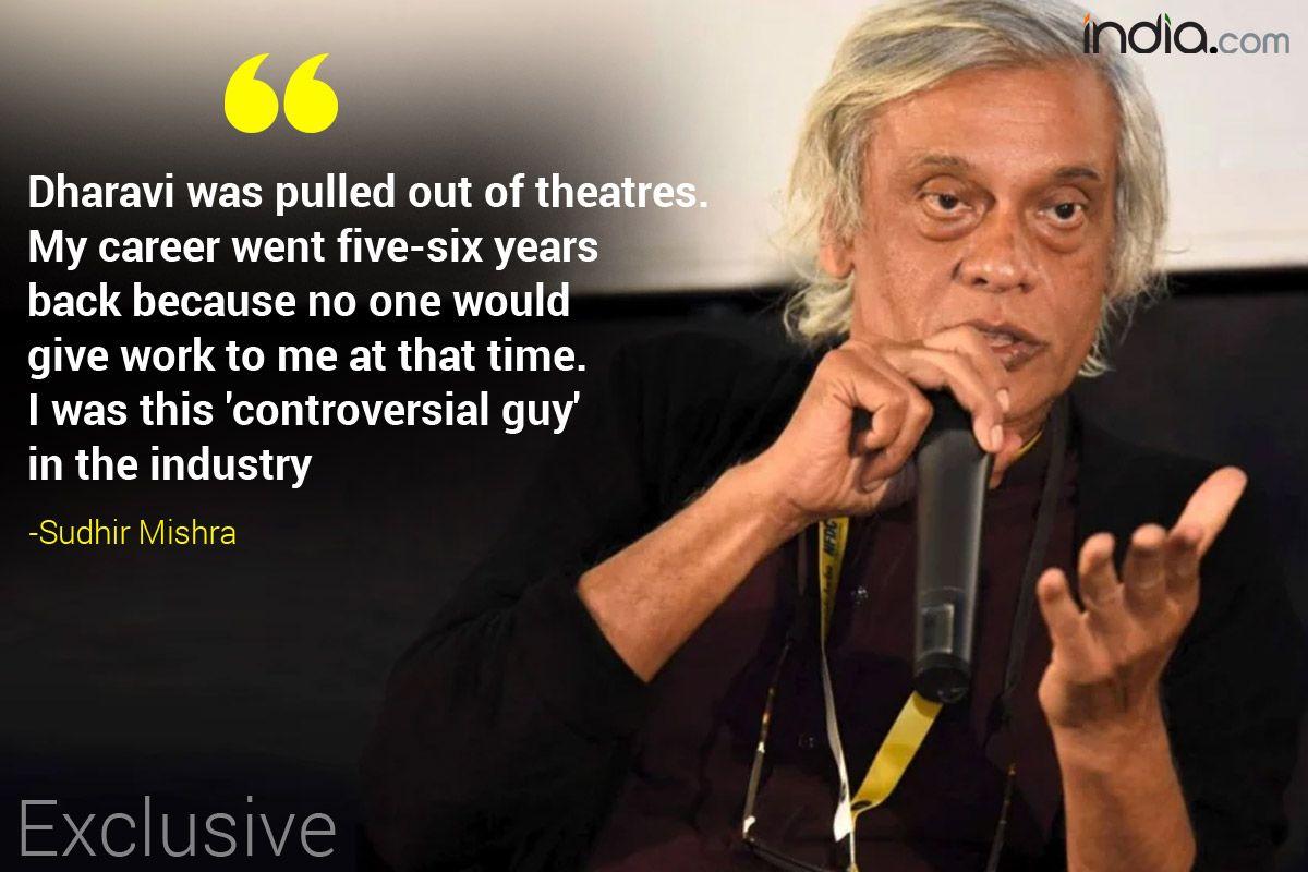 Sudhir Mishra: People Far More Junior Than me Have Got Their Padma Shri   Exclusive