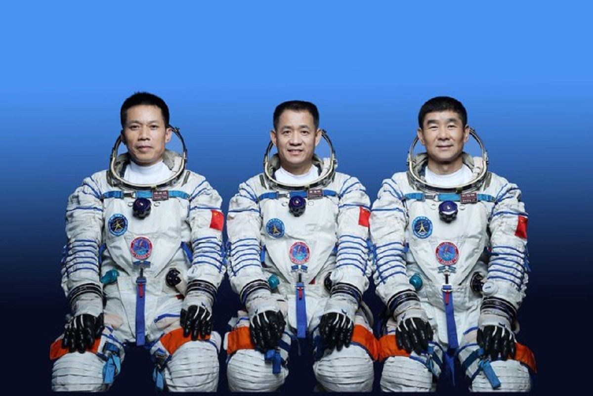 China Successfully Launches Shenzhou-12 Spacecraft With Three-Man Crew to New  Space Station