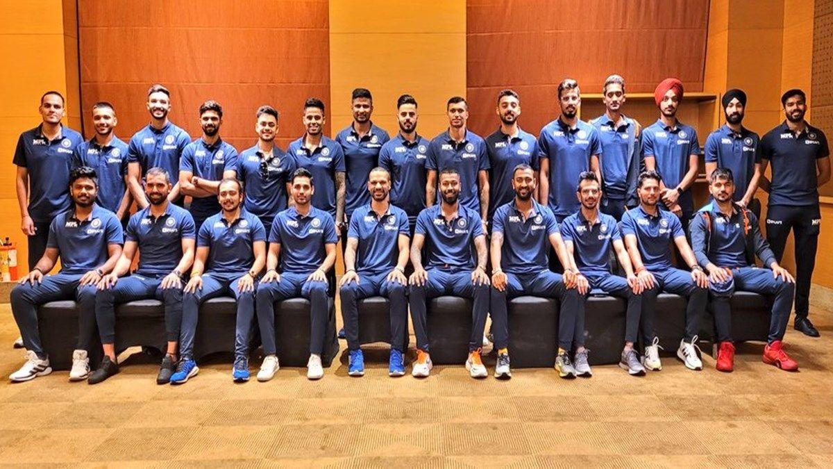 Indian Team of Sri Lanka - India Squad for Sri Lanka Tour