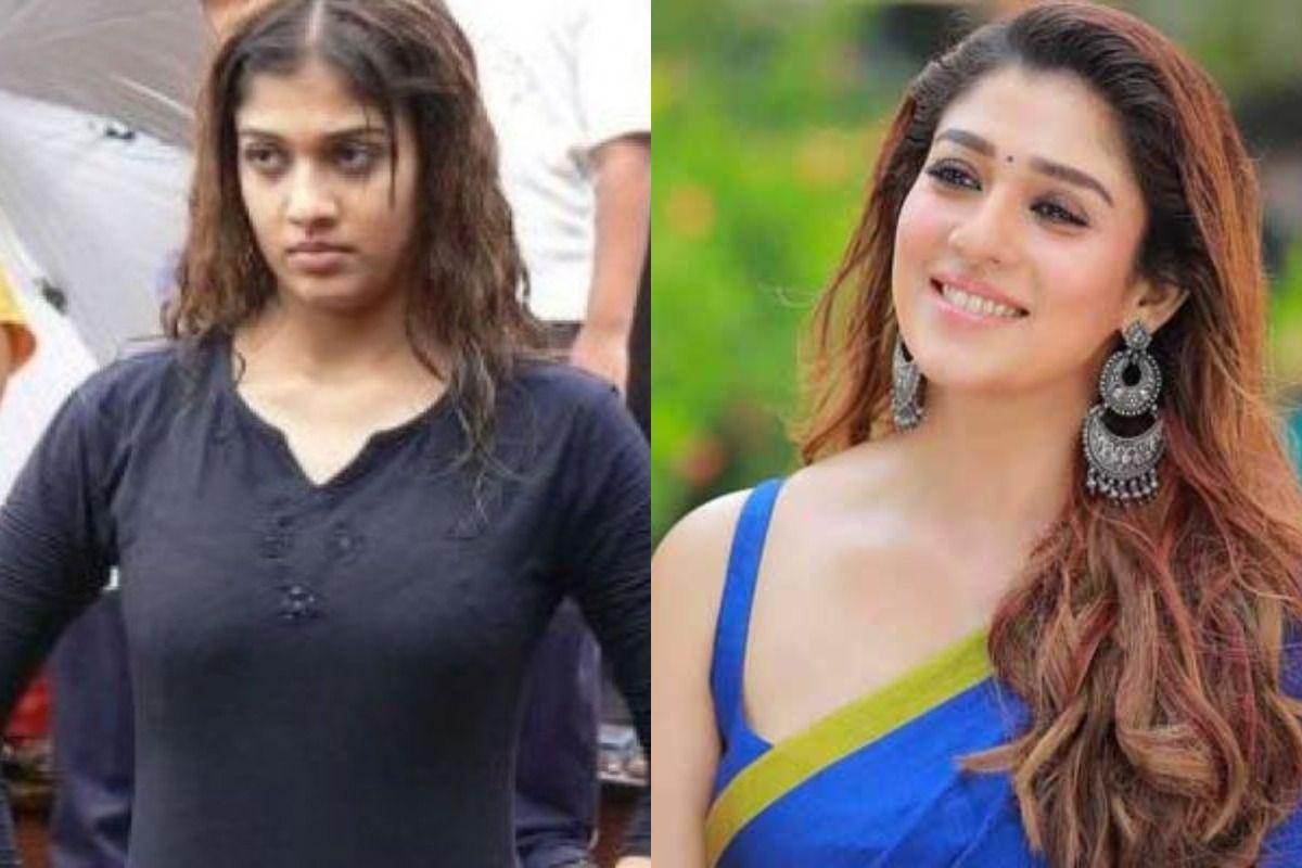 Nayanthara without makeup shocking photo