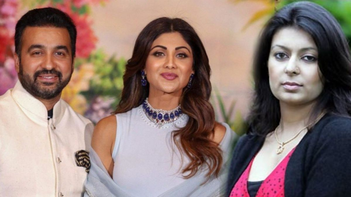 Raj Kundra, Shilpa Shetty And Rj Kundra's First Wife Kavita Kundra