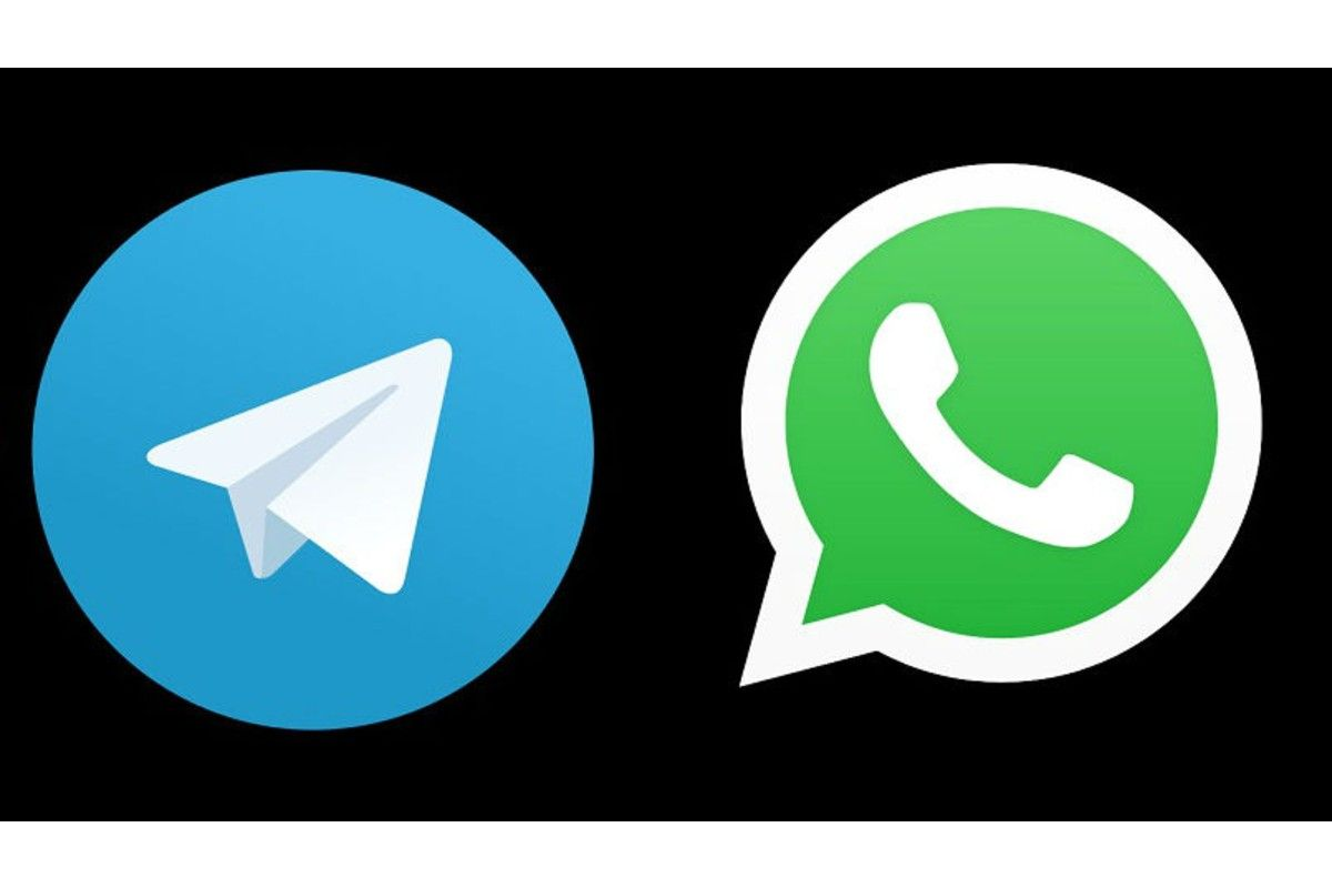WhatsApp vs Telegram This Chatting App Can Keep Your Chats ...