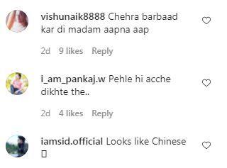 Netizens slam Ayesha Takia for going under knife