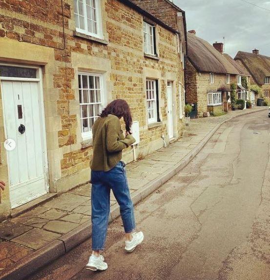 Anushka Sharma walks streets of UK