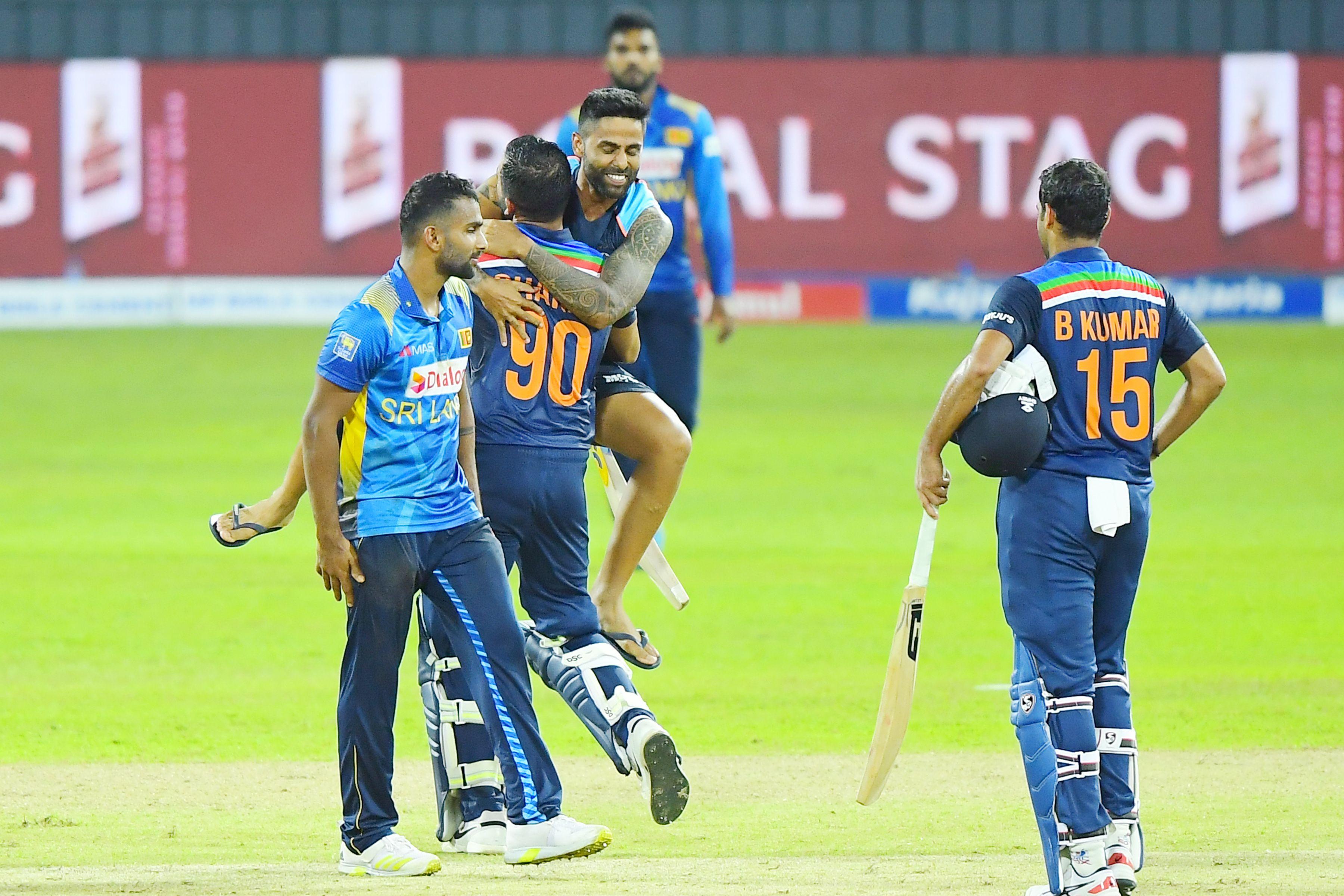 Ind vs SL: Deepak Chahar