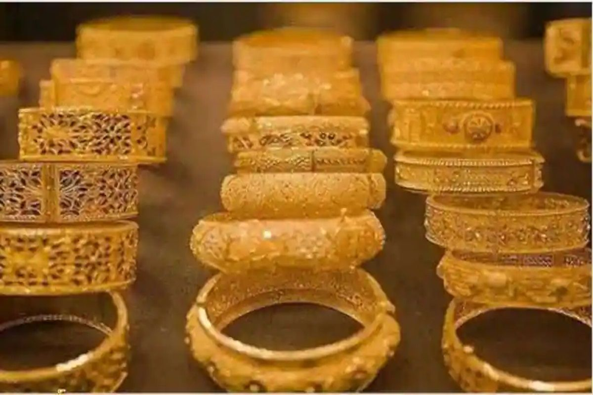 Gold Rate Today Check Price In