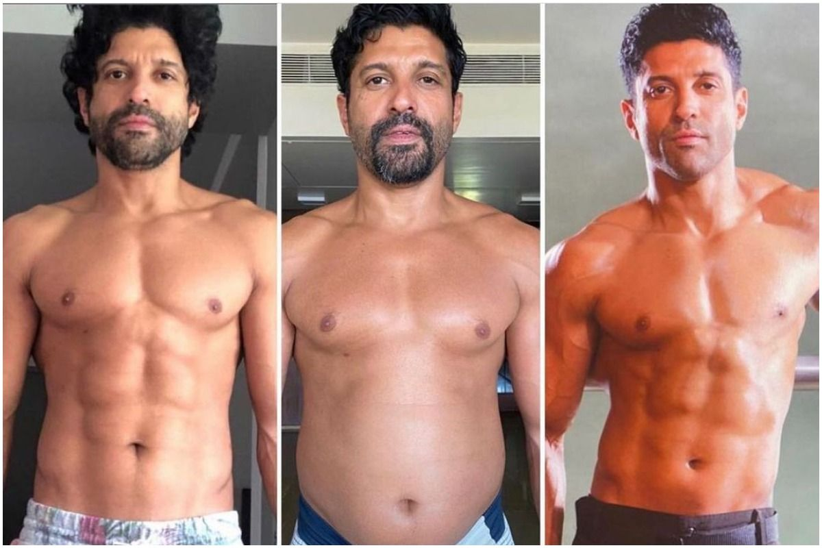 Farhan Akhtar's Incredible Body Transformation| From Hardcore Training To  Perfecting Boxing For Toofaan, Fans Are All Stun