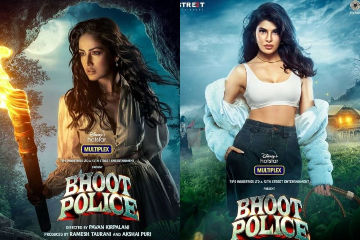 Bhoot Police: Yami Gautam, Jacqueline Fernandez Unveil Their First Look as Maya And Kanika