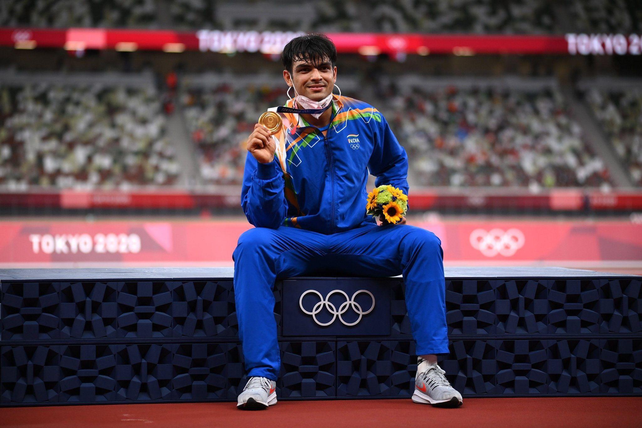 "Neeraj Chopra First Reaction After Winning Gold: ""Dedicate Medal to Milkha Singh. Hope He's Watching Upon Me"""