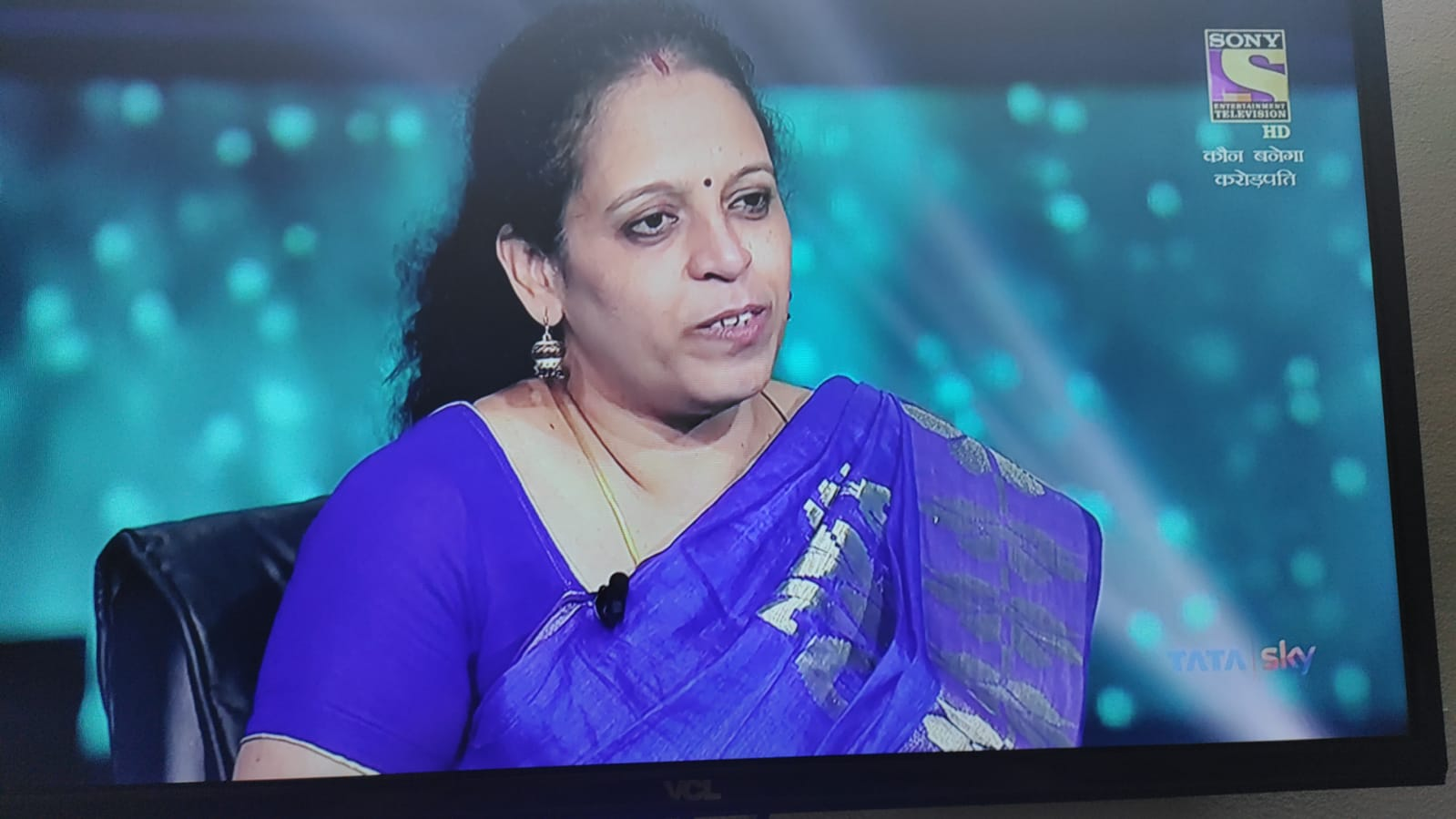 Kalpana becomes the roll-over contestant for the next episode.