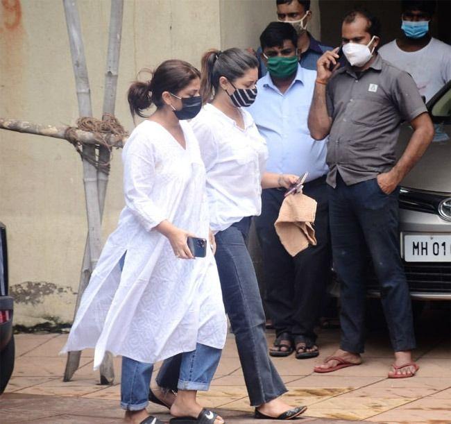 Sidharth Shukla Last Rites LIVE UPDATES: Rashami Desai Pays Her Last Respects, Cremation at 2 pm