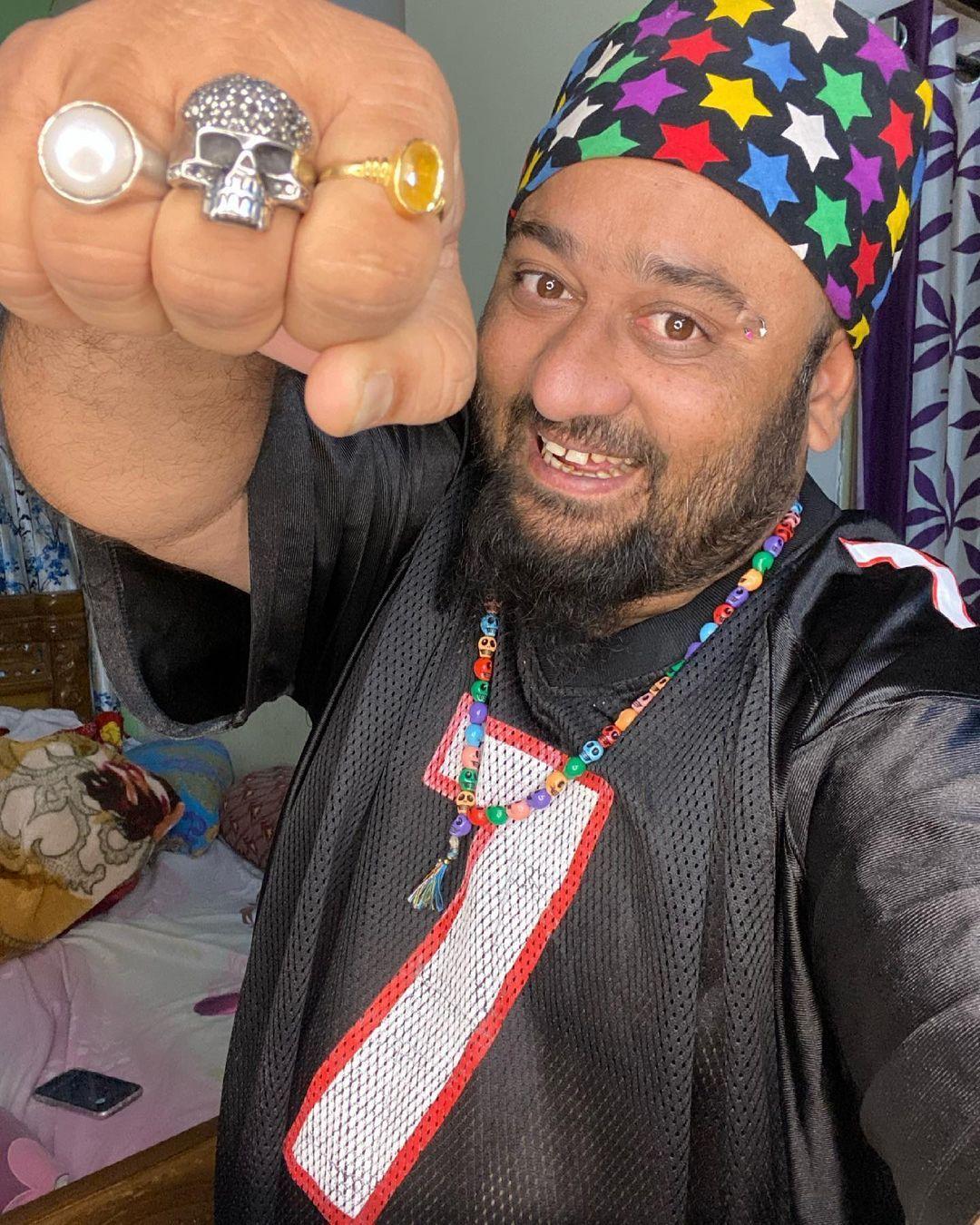 Anchor Lobo in Bigg Boss Telugu 5