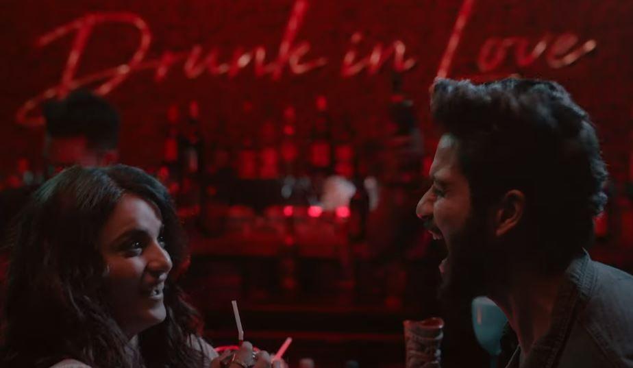 Sunny Kaushal and Radhika Madan in Shiddat trailer