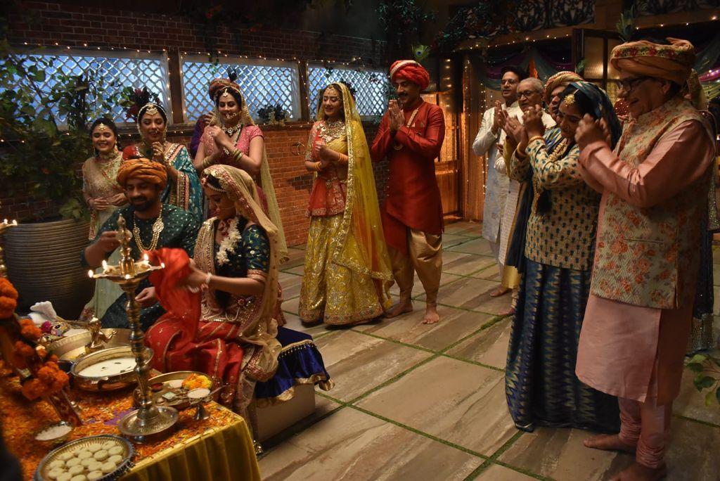 Anupamaa Janamashtami Special Episode (Picture Credits: Anupamaa Team)