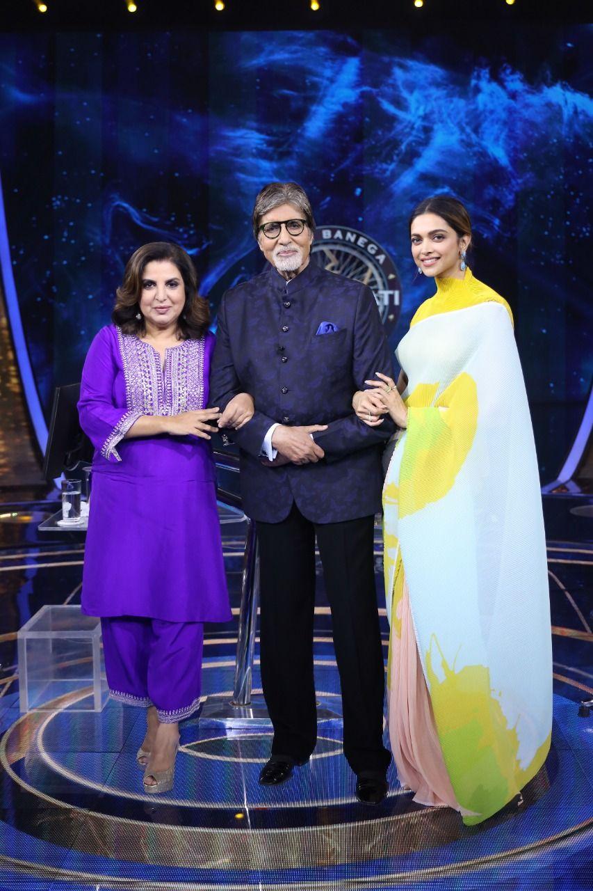 KBC 13, September 10 LIVE Episode: Deepika Padukone-Farah Khan Make Amitabh Bachchan Laugh in Shaandaar Shukravaar Episode