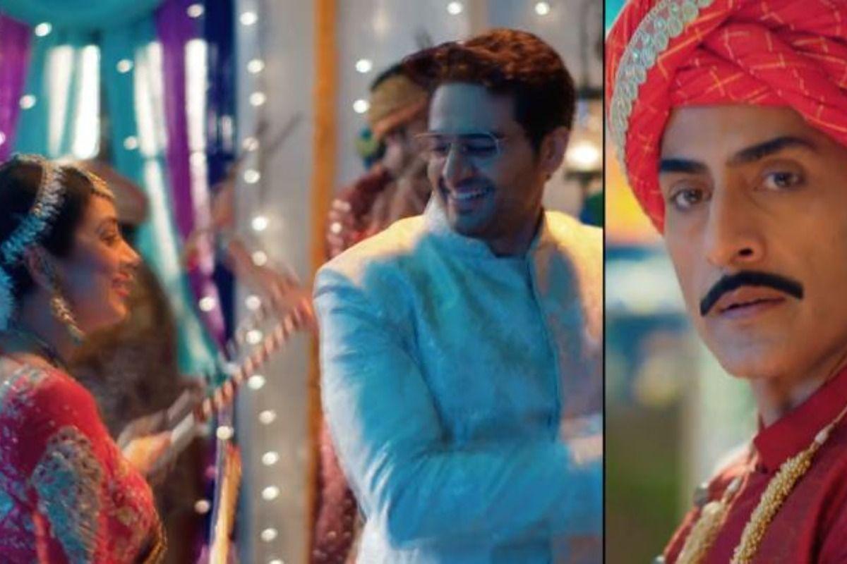 Vanraj is jealous of Anupama and Anuj's bond |PC: Anupamaa Team