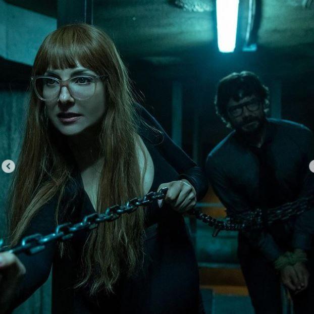 Alicia Sierra and The Professor