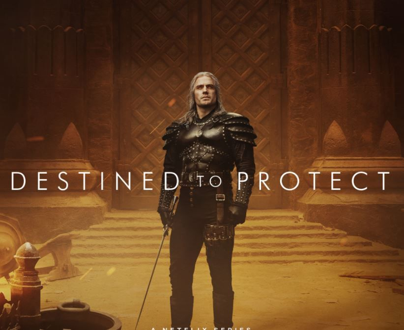 The Witcher 2: Geralt Destined To Protect