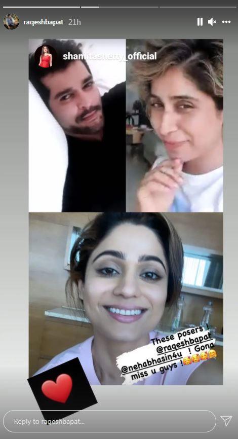 Neha Bhasin wished Shamita All The Best