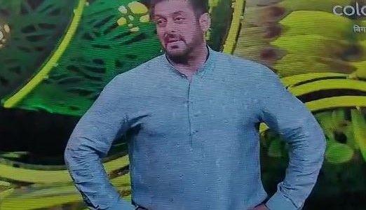 Salman Khan Lashes Out At Pratik