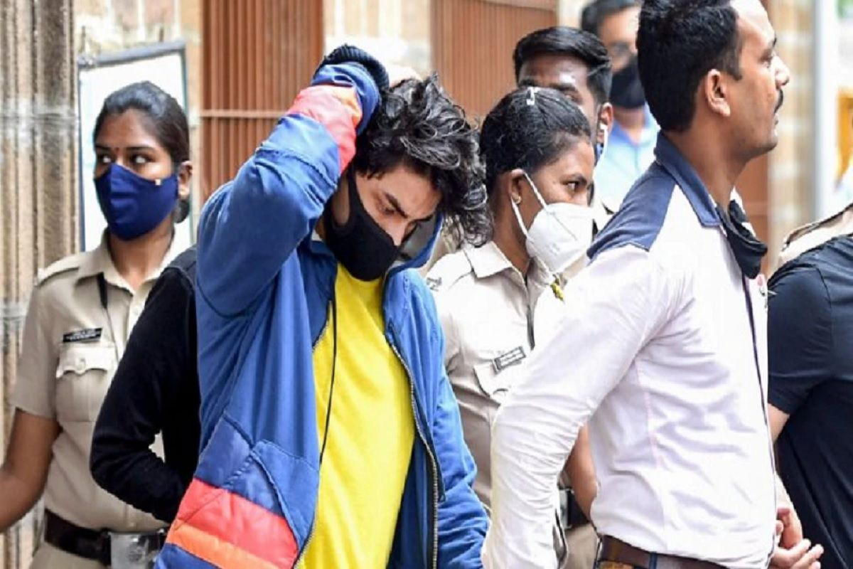 Aryan Khan's Bail Plea Was Rejected On Friday