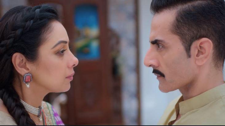 Anupama gives befitting replies to Vanraj