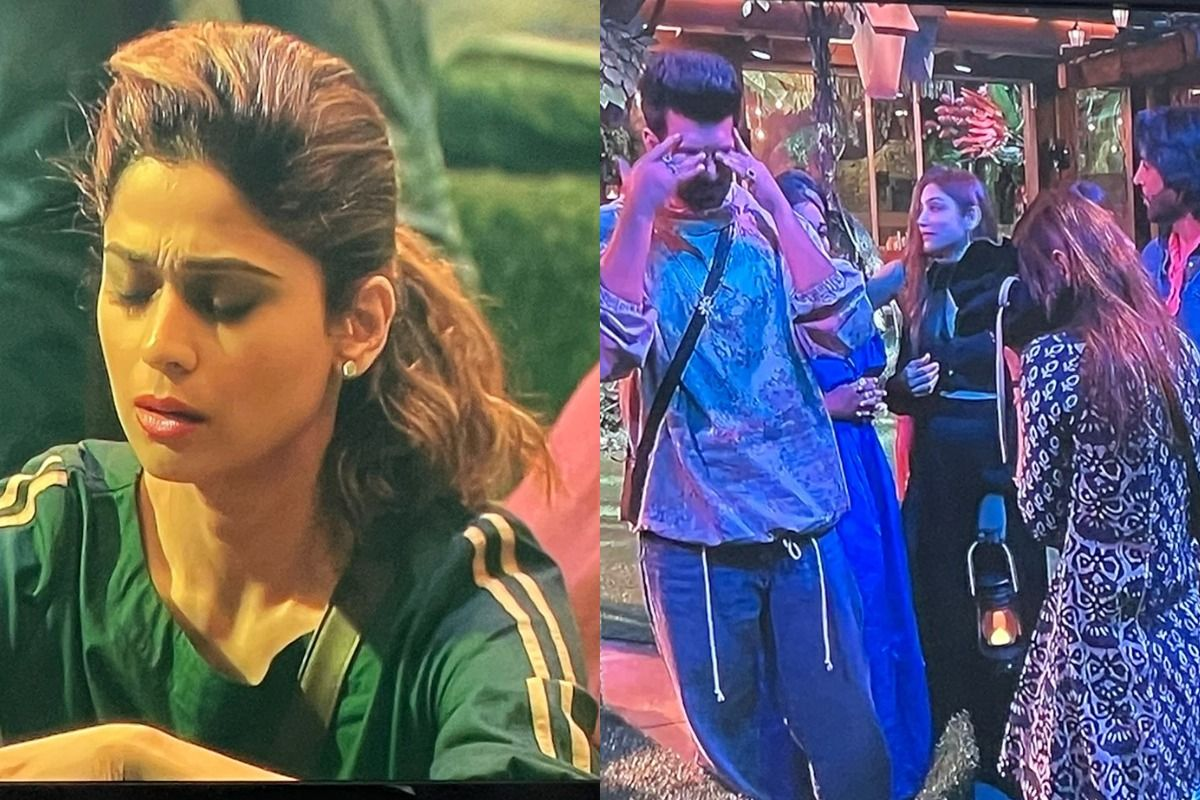 Shamita Shetty, Karan Kundrra get emotional