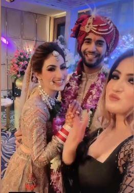Yeh Hai Mohabbatein Actor Abhishek Malik Takes Wedding Vows With Fashion Stylist Suhani Chaudhary