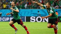 Mexico beat Croatia 3-1 to reach World Cup Round of 16