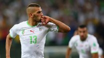 FIFA World Cup 2014: Islam Slimani heads Algeria to historic qualification