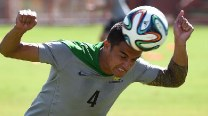 Tim Cahill tells young Australia squad to be fearless