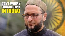 Asaduddin Owaisi takes on Pakistani panelists during Aman Ki Asha dialogue; fires on 2002 Godhra riots & Samjhauta Express Bombings