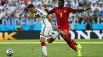 FIFA World Cup 2014 Match In Pics: Germany vs Ghana