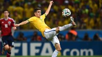FIFA World Cup 2014 Match In Pics: Brazil vs Colombia