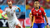 FIFA World Cup 2014, Spain vs Chile: Key players to watch