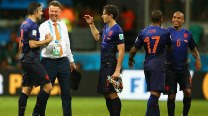 Spain couldn't stop Arjen Robben and Robin van Persie: Louis van Gaal