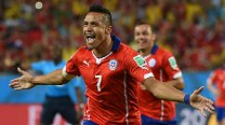 Alexis Sanchez guides Chile to a 3-1 win against Australia