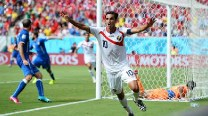 FIFA World Cup 2014: Costa Rica stun Italy with a 1-0 win