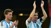 Argentina fans swamp Brazil's capital hoping for more Lionel Messi brilliance