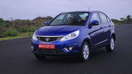 In Pics: Tata Zest First Drive