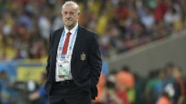 Vicente del Bosque laments 'sad day' for Spain