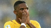 I need World Cup miracle, admits stricken Samuel Eto'o